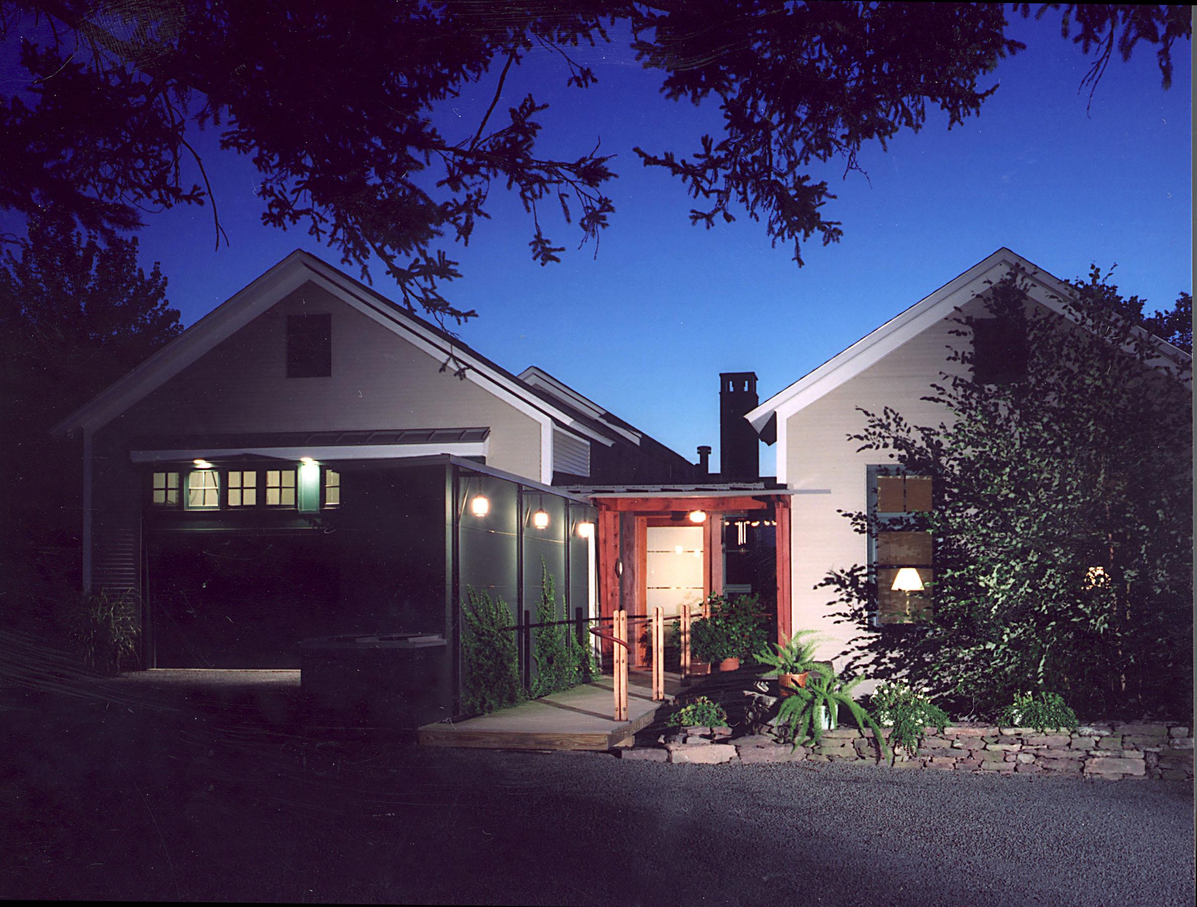 Rhodes Residence