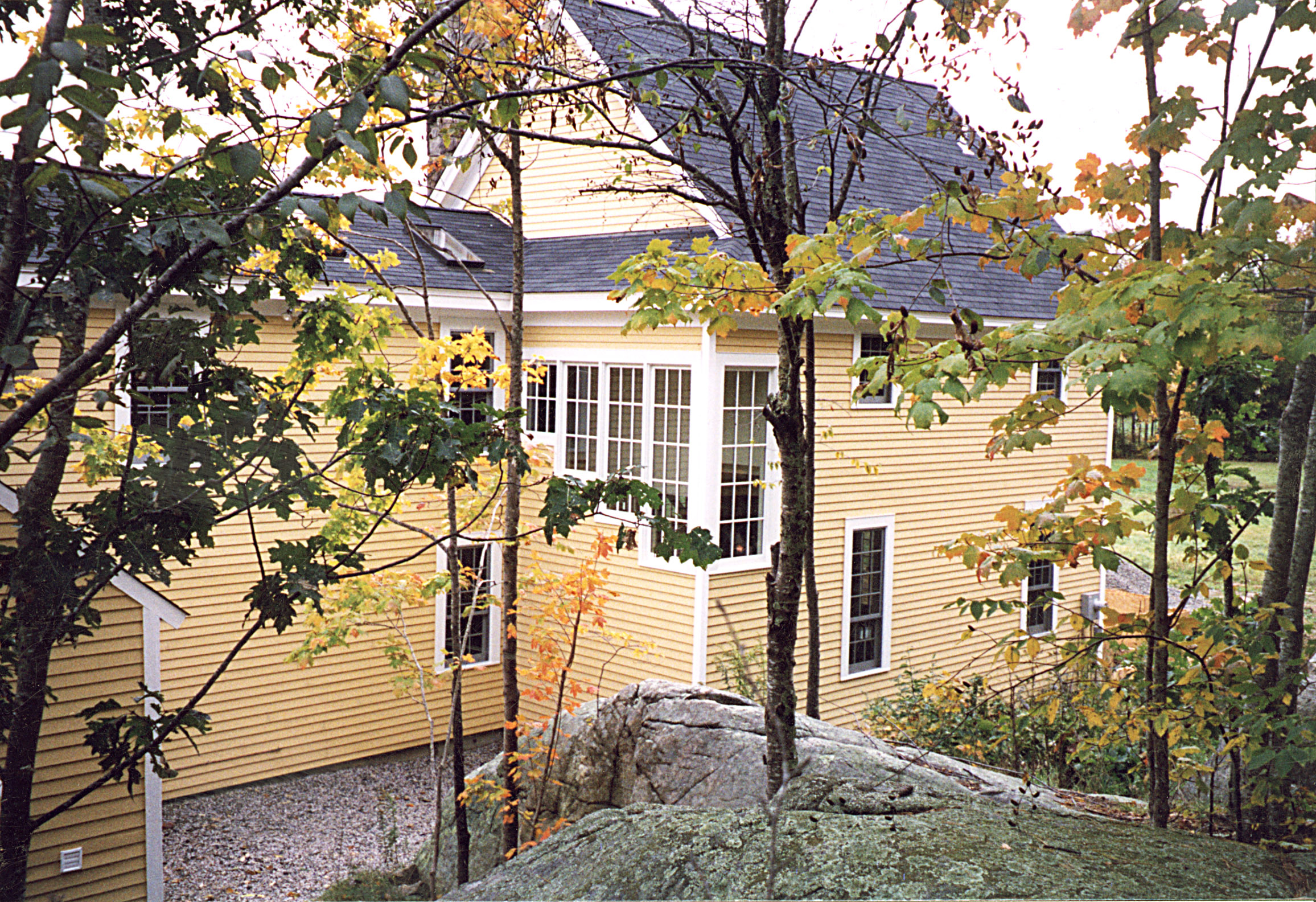 Cape Neddick Residence